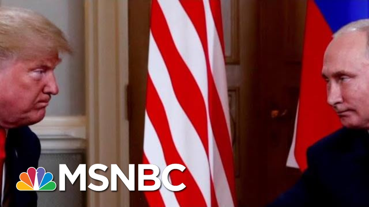 White House Was Aware Of Russian Bounties In 2019: Report   Morning Joe   MSNBC 4