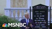 Trump's Willingness To Subvert Democracy In His Grasp For Power | Deadline | MSNBC 4