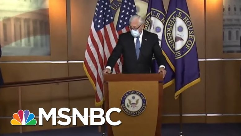 Hoyer: 'No Assertion' Intel On Russia Placing Bounties On Soldiers Is A Hoax | MSNBC 1
