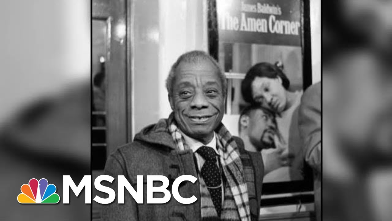 What 'The Lie' Meant To James Baldwin | Morning Joe | MSNBC 1