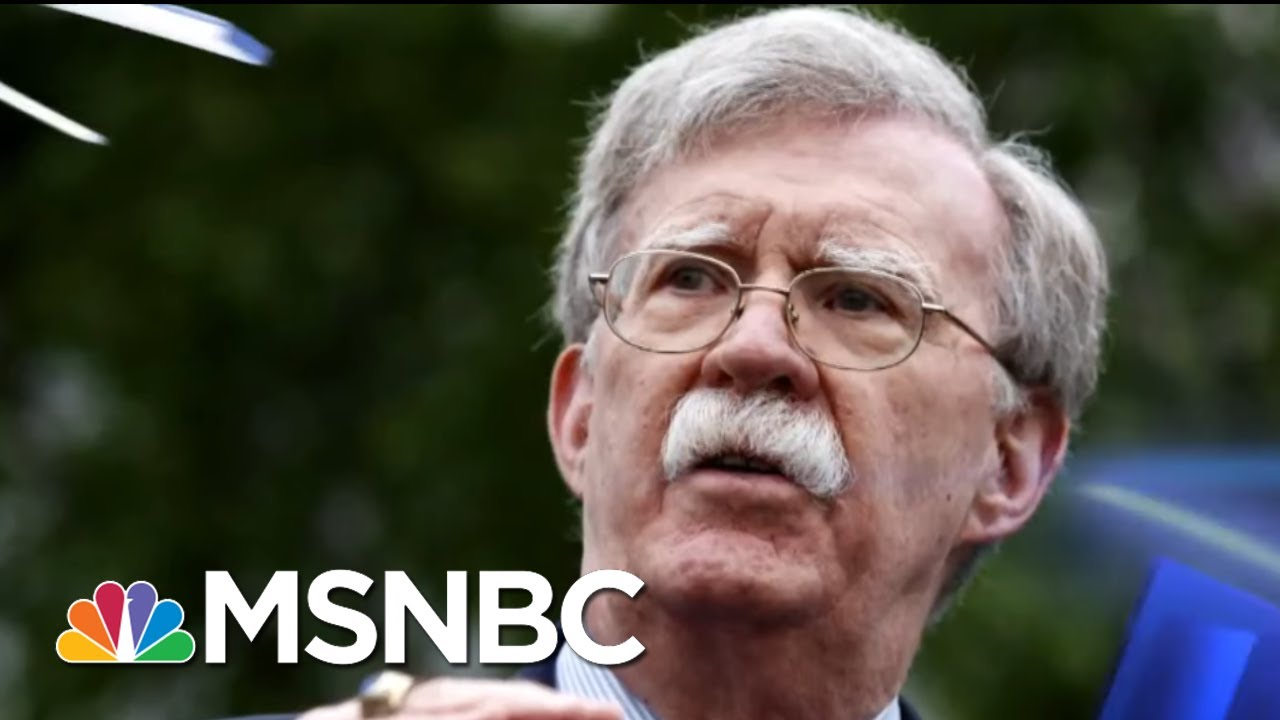 Congressional Briefings On Russian Bounties Raise New Questions For Trump Administration   MSNBC 7