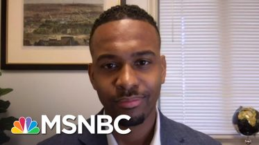 VA House Candidate: Info From Trump Admin. Is 'Off Base' On The Pandemic   Andrea Mitchell   MSNBC 6