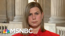 Slotkin: 'If This Came Across Our Desk … I Would Say 'Hey, Mr. President.'' | MTP Daily | MSNBC 3