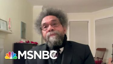 Cornel West: The Future Of America Depends On How We Respond | The 11th Hour | MSNBC 6