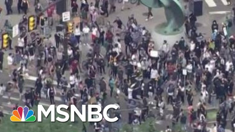 Rep. Karen Bass: 'How Many More Times Can Our Country Be Put Through This?' | MTP Daily | MSNBC 1
