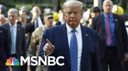 Chris Hayes: Trump Is Acting Like A 'Bumbling Autocrat', Not A Democratic Leader | All In | MSNBC 4