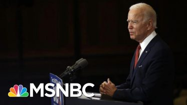 Joe Biden Hits Trump, Vows Not To 'Fan The Flames' Of Racial Division   The 11th Hour   MSNBC 1