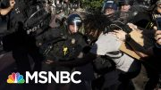Republicans Dodge Questions On Trump's Violent Removal Of Peaceful Protest | The 11th Hour | MSNBC 4