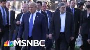 Wide Condemnation Of Trump's Threats About Protests - But Silence From Most Republicans | MSNBC 5