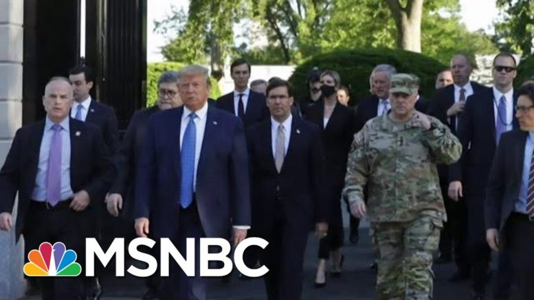 Robert Costa: At The End Of The Day, This Was Trump's Decision | Morning Joe | MSNBC 1