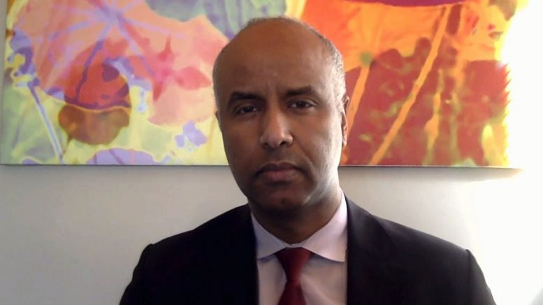 Racism a 'daily reality' for too many in Canada: Hussen 1