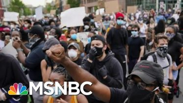 Pelosi: 'Heartwarming' To See So Many People Turn Out Peacefully | Morning Joe | MSNBC 6