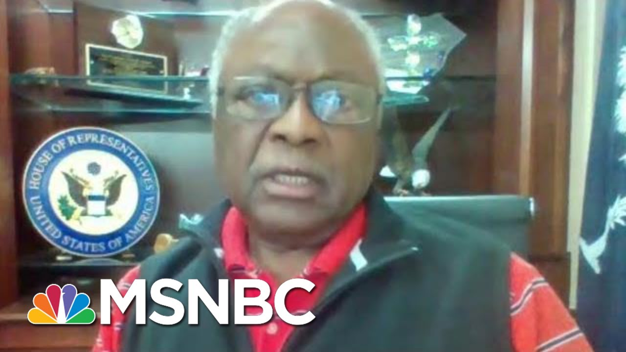 Rep. Clyburn Calls On Country To Keep Faith, And Keep Working   Morning Joe   MSNBC 3