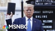 Why White Evangelicals Stick With The President | Morning Joe | MSNBC 5
