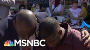 George Floyd's Son: 'No Man Or Woman Should Be Without Their Fathers' | Andrea Mitchell | MSNBC 3