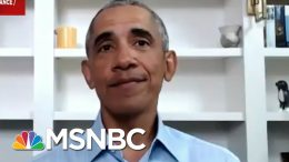 Obama: 'I Want You To Know That You Matter' | MTP Daily | MSNBC 3