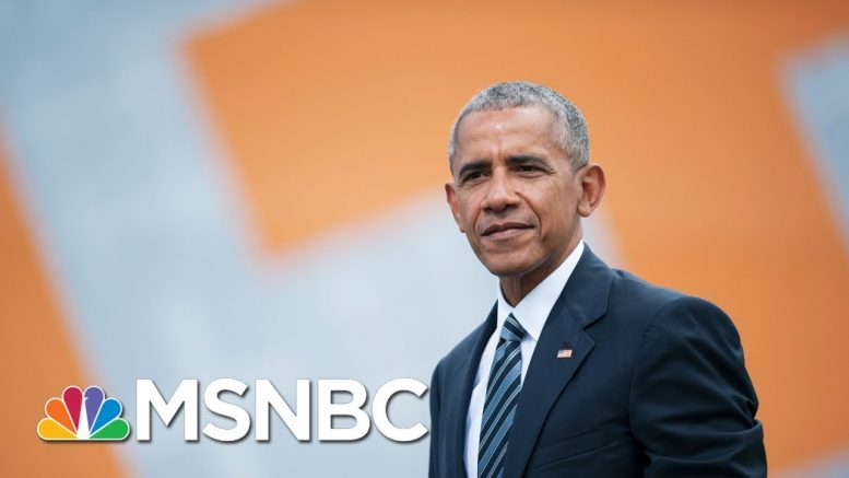 Obama Urges Mayors To Commit To Planned Reforms   MTP Daily   MSNBC 1