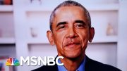 Full Video: Obama Makes First On-Camera Remarks About George Floyd Death | MSNBC 2