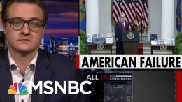 Chris Hayes: Trump's Attempts To Project Strength And Domination Are Not Working | All In | MSNBC 6