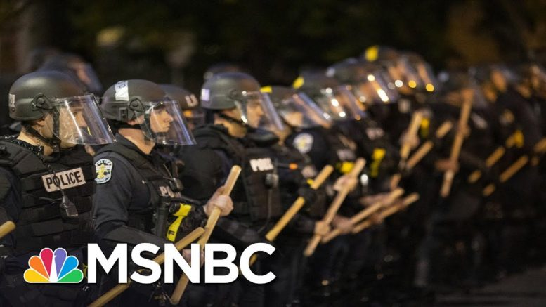 MN Councilman Explains How Police Unions Block Real Police Reform | All In | MSNBC 1