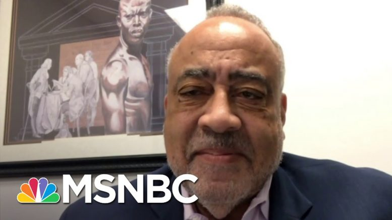 Don Lewis: 'No Plausible Claim' George Floyd Was Actively Resisting Police At Time Of Death | MSNBC 1