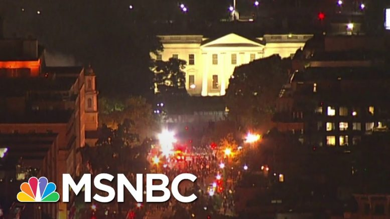 Reporter: Mr. President, I'm Outside Your House. There's Nothing Fake About This. | MSNBC 1