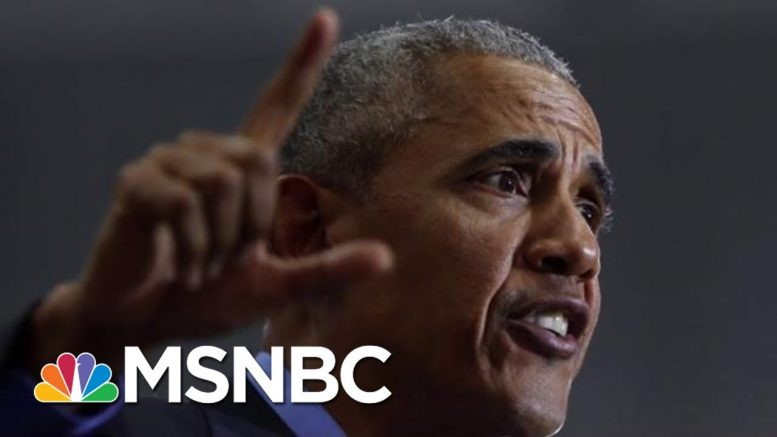 Valerie Jarrett: Obama's Message Was This Moment Is Different | Morning Joe | MSNBC 1