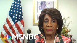 'Dictator': See Top Dem Maxine Waters Confront Trump's 'Racism,' Drawing Line From LA Riots To Today 2