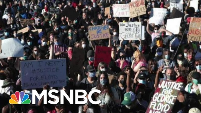 See How Music Fuels Movements From The Civil Rights Era To George Floyd | MSNBC 1