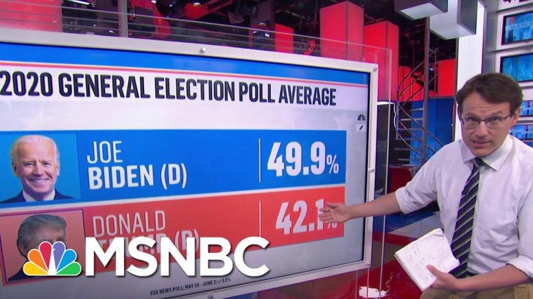 New Polls Put Trump In A Perilous Political Position | MSNBC 1