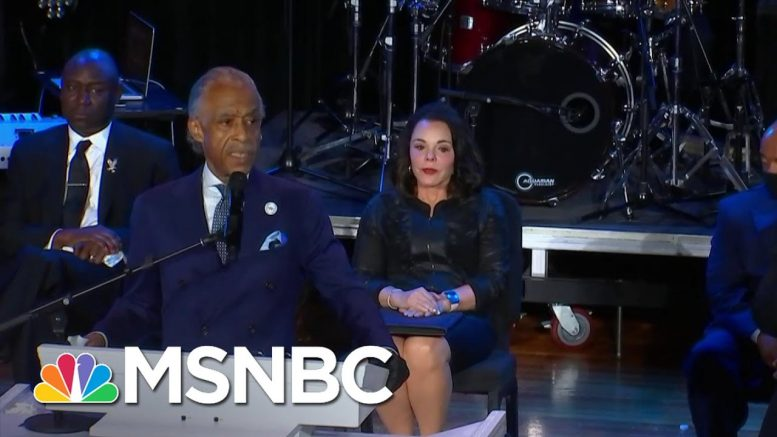 Al Sharpton: Trump Used A Bible As a Prop. We Will Not Allow George Floyd To Become One. | MSNBC 1