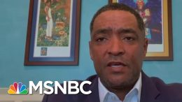 Rep. Richmond: I Accept Drew Brees' Apology | MTP Daily | MSNBC 7
