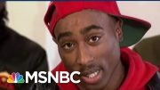 Facing Historic Protests, Trump Fails Standard Set By Obama, LBJ, Bush And Tupac | MSNBC 5