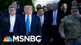 'Performing Facism': Masha Gessen On Trump's Dictatorial Turn | All In | MSNBC 2