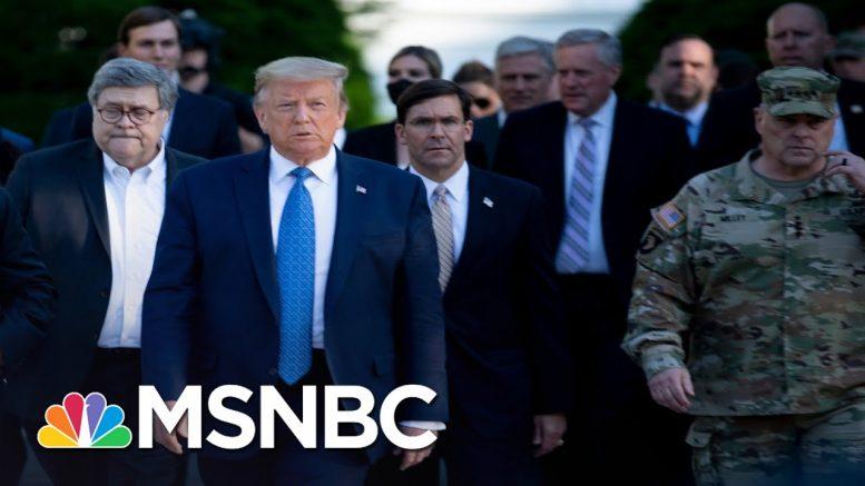 'Performing Facism': Masha Gessen On Trump's Dictatorial Turn | All In | MSNBC 1