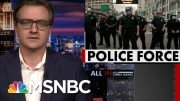 Chris Hayes: Yes, Gov. Cuomo, NYPD Are Beating Peaceful Protesters | All In | MSNBC 4