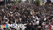 Protests Could Set Off Second Wave Of Coronavirus Infections | Morning Joe | MSNBC 5