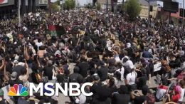 Protests Could Set Off Second Wave Of Coronavirus Infections | Morning Joe | MSNBC 1
