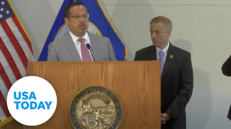 Minnesota Attorney General gives updates on charges in the death of George Floyd | USA TODAY 1