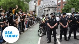 Civil disobedience continues across the country over George Floyd's death custody | USA TODAY 9