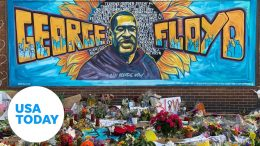 Sights and sounds from George Floyd memorial | USA TODAY 2