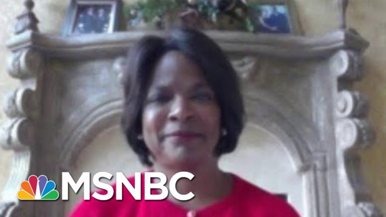 Rep. Demings: Let's Totally Ban Neck Restraints | Morning Joe | MSNBC 1