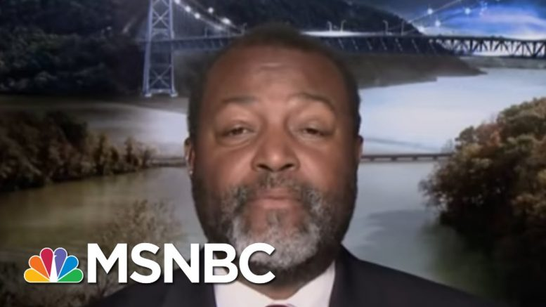 Malcolm Nance: 'This Is A Time For Us To Speak Up' Against Pres. Trump | The Last Word | MSNBC 1