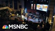 All Black Lives Lost Honored At George Floyd Memorial | The 11th Hour | MSNBC 3