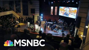 All Black Lives Lost Honored At George Floyd Memorial | The 11th Hour | MSNBC 6