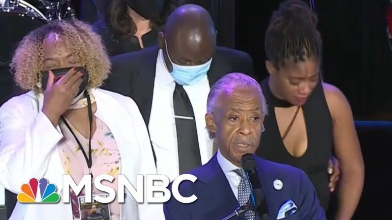 Remembering George Floyd - Day That Was | MSNBC 1