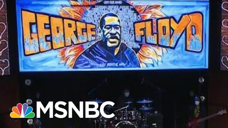 Rev. Al: I Was Speaking To Floyd's Family And The American Family | Morning Joe | MSNBC 1