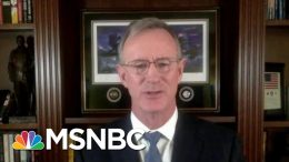 Clearing Of Peaceful Protesters Not Morally Right, Says Adm. McRaven | Morning Joe | MSNBC 2