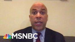 Sen. Cory Booker: I Am Hopeful In This Moment | Morning Joe | MSNBC 1