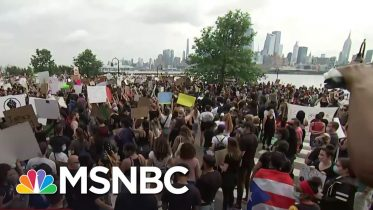 City Of Minneapolis Agrees To Ban All Chokeholds By Police | MSNBC 6